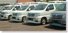 Narita airport transfer-8 seat-mini vans